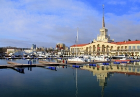 Сокровища Большого Сочи. Невероятное южное турне (Сочи - Красная поляна - Абхазия + отдых на Черном море, автобусный тур, 4 дня)