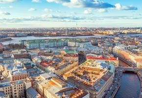 Многоликий Петербург (4 дня + ж/д)