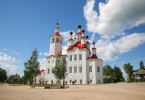 Сольвычегодск - Великий Устюг - Тотьма (3 дня + ж/д)
