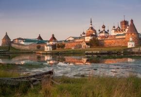 Соловки. Душа Русского Севера (5 дней + ж/д)