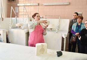 Гжельская Масленица (Творческая чудо-Масленица в Гжели, с мастер-классом по гжельскому рисунку и славным угощением)