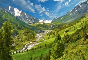 Конный тур к озеру Манас (5 дней + ж/д или авиа)