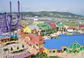 Южная кругосветка: Сочи и Абхазия из Крыма (7 дней + авиа)
