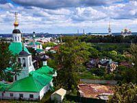 Золотое кольцо Руси - 8 городов