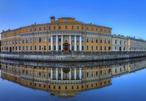 Весенний Петербург (3 дня + ж/д)