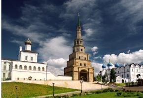 Казань - день за днём (от 2-х до 7 дней + ж/д, весна-осень)